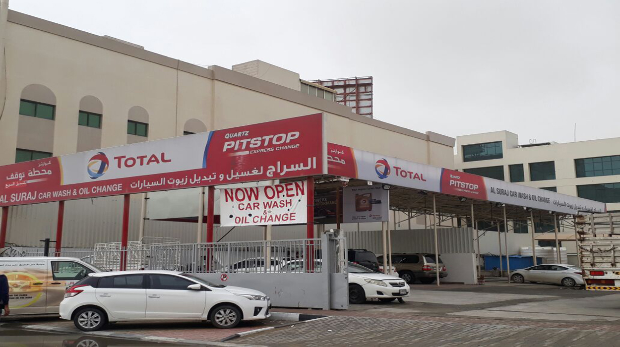 Total Service Centers